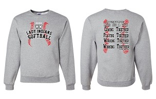 Weeping Water Softball fan gear ( free shipping to club)