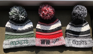 School stocking caps