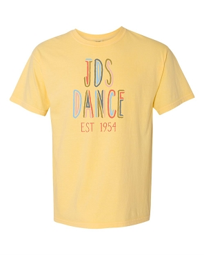 JDS 2021 recital shirt ( Will be delivered to Studio)