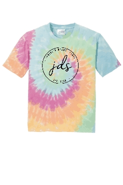Limited Edition JDS tie dye tee