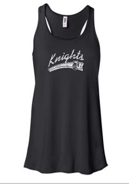 Knights Bella flowy tank youth