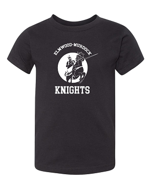 Bella Canvas toddler Throwback knights