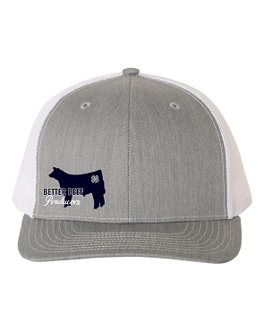 Better Beef hat (  free shipping to club)