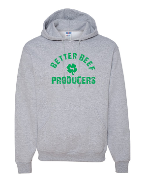 Better Beef Hoodie ( free shipping to club)