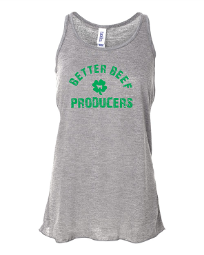 Better Beef tank top ( free shipping to club)