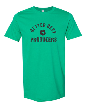 Better Beef tshirt ( free shipping to club)