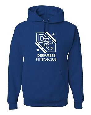 DFC YOUTH hoodie With name and number on back please leave information in comments.