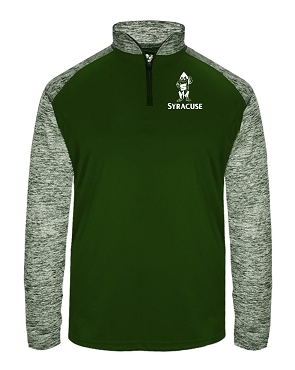 Rocketman quarter zip Badger Brand ( runs slightly small)