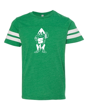 Rocketman GAME DAY TEE YOUTH runs on the big size