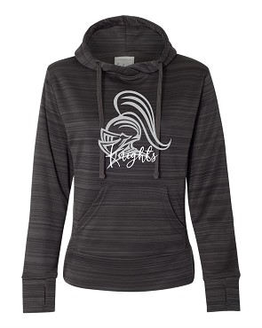 Knights LADIES fit hoodie     Will be delivered to SOS